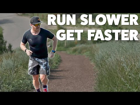 Run Slower BUT GET FASTER With This Hill Running Method