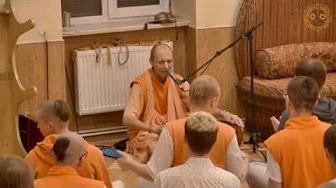 Шримад Бхагаватам 4.23.27 - Бхакти Ананта Кришна Госвами