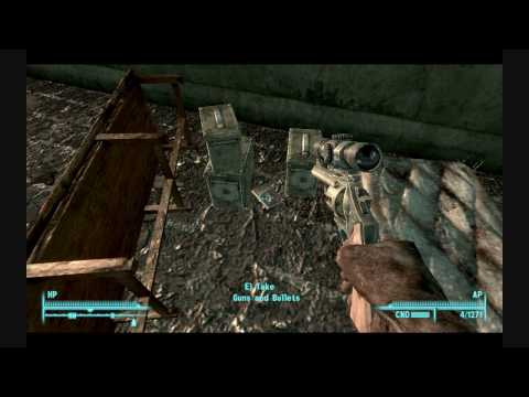 Fallout 3 Skill Books - Small Guns part1of2 - YouTube