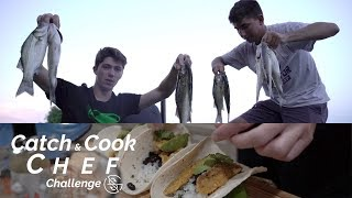 GOOGAN Catch and Cook off CHALLENGE!