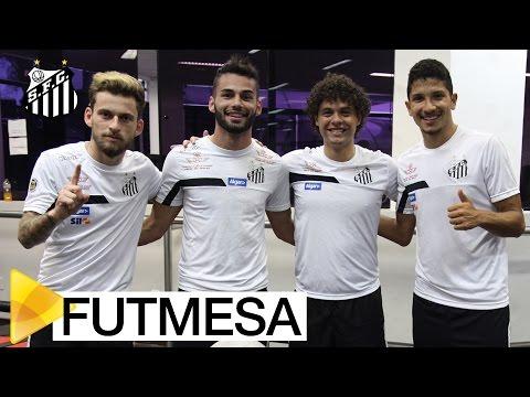 FUTMESA | Lucas Lima e Victor Ferraz x Thiago Maia e Yuri
