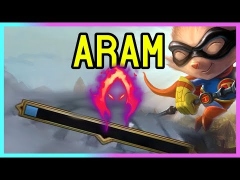 INTENSE ARAM - DARK HARVEST TEEMO - Game with viewers - League of Legends