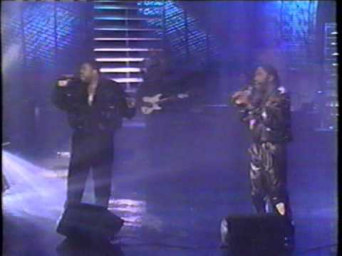 Gerald & Eddie Levert - baby hold on to me