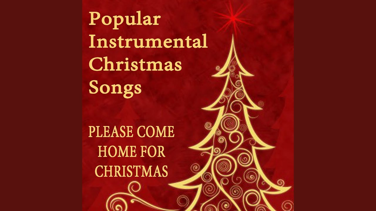 Christmas Baby Please e Home Instrumental Version