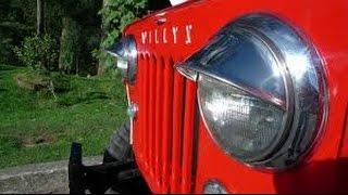 La Historia del Jeep Willys