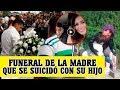 🔴ÚLTIMA HORA: Funeral De La Mujer Que Saltó Desde Un Puente Con Su Hijo