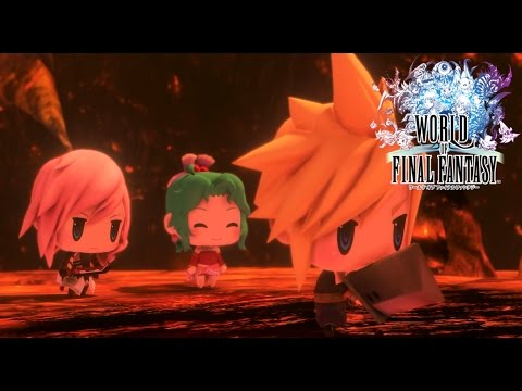 World of Final Fantasy - Side Story Ep. 20: Cloud