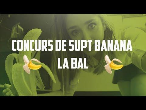 CONCURS DE SUPT BANANA LA BAL ?!