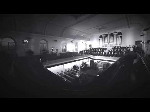 Morriston Orpheus Choir Perform Rachie At Mynyddbach Chapel