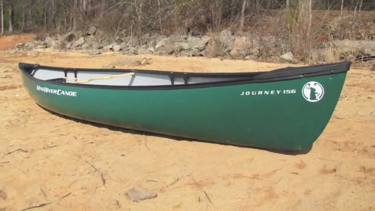 Journey 167 | Mad River Canoe | US