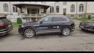 Noul Touareg Volkswagen. Caravana TestDrive. Hotel Palace Baile Govora. Video by Catalin Colniceanu.