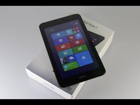 ASUS Vivotab Note 8 - unboxing și primele impresii [Gadget.ro]