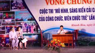 """Tiểu phẩm """"Hành dân"""" - Đội thi UBND thành phố Nha Trang"""