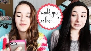 Would You Rather...? With Ally❁ Thumbnail