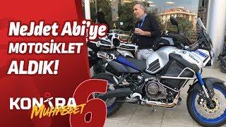 NeJdet Abi'ye Motosiklet Aldık | KONTRA Muhabbet