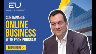 Build a Sustainable Online Business with e90x Program | Ecomm Elite
