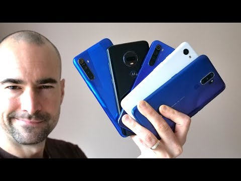 Best Budget Camera Phones (2020) | Top cheap snappers reviewed
