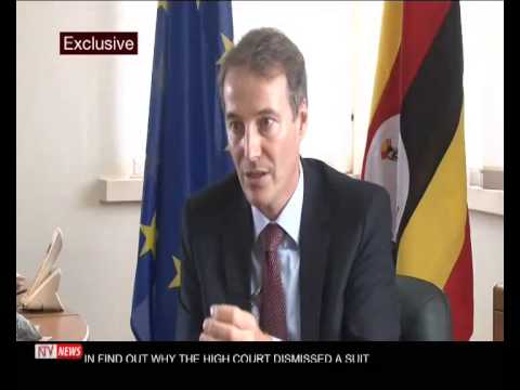 BIG STORY: EU ambassador to Uganda speaks on UG-EU relations