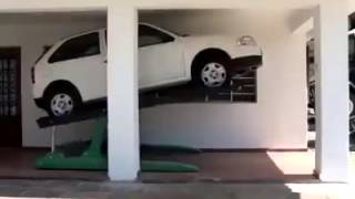 Genius Car Park For Small House Youtube
