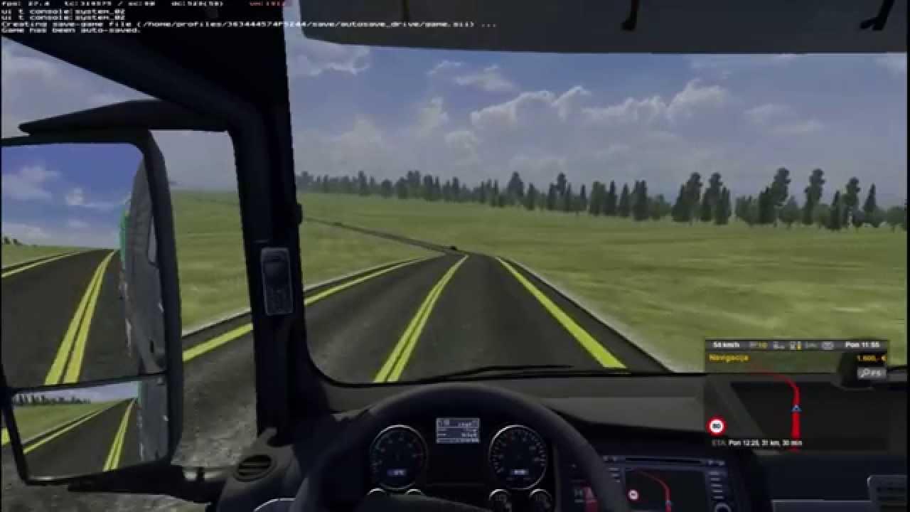Euro Truck Simulator Argentina Map V BETA YouTube - Argentina map ets2