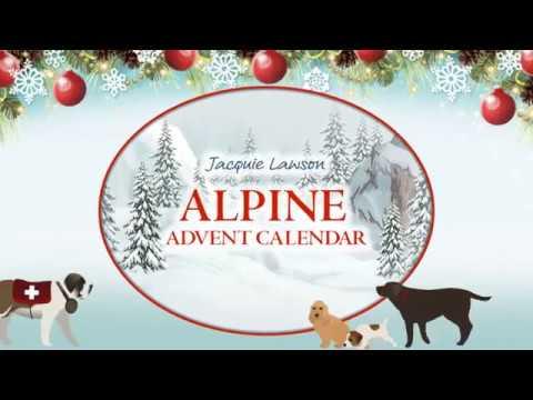 Jacquie Lawson 2017 Alpine Advent Calendar - official demo video ...