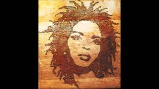 Doo Wop (That Thing)-Lauryn Hill