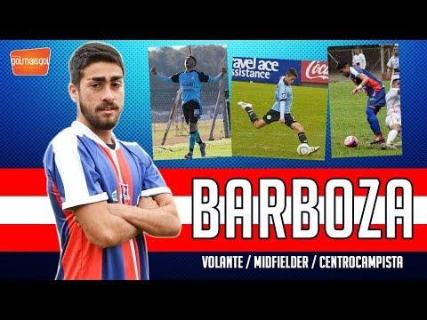 ⚽ BARBOZA - VOLANTE / MIDFIELDER / CENTROCAMPISTA - Lautaro Jonas Barboza