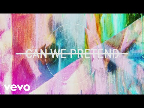 Chris Davis - Pink ft. Cash Cash - 'Can We Pretend' (Lyric Video!)