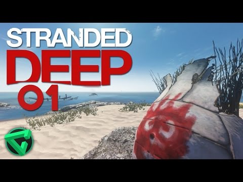 STRANDED DEEP: ¡TOWN EL NÁUFRAGO! - #1   iTownGamePlay