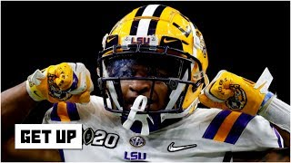 LSU Tigers WR Ja'Marr Chase would be a good fit to leave for the XFL - Bobby Carpenter | Get Up