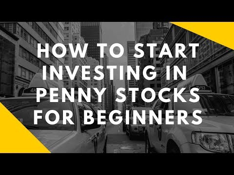How To Start Investing In Penny Stocks For Beginners