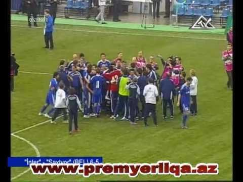 Inter Baku - 2011 Commonwealth of Independent States Cup Champions