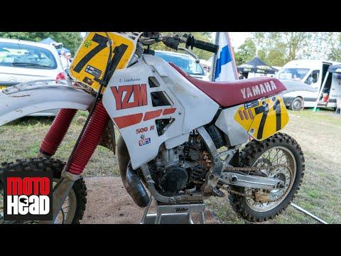 2-stroke retro: Building a Yamaha YZM500 replica