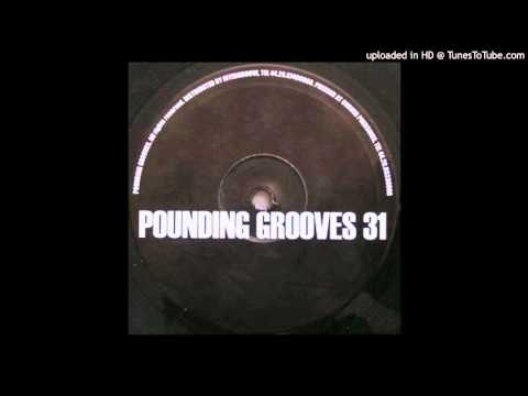 Pounding Grooves 31 - Untitled (A)