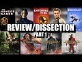 Hunger Games Series Review & Book Dissection Part 1/2