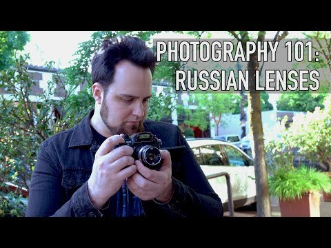 The Best Old Russian Lenses for Today's Cameras | Photography 101