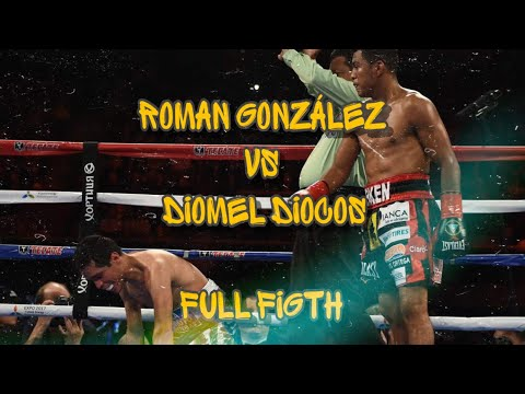 Roman Gonzalez vs. Diomel Diocos / Роман Гонсалес - Диомель Диокос