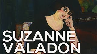 Suzanne Valadon: A collection of 101 paintings (HD)