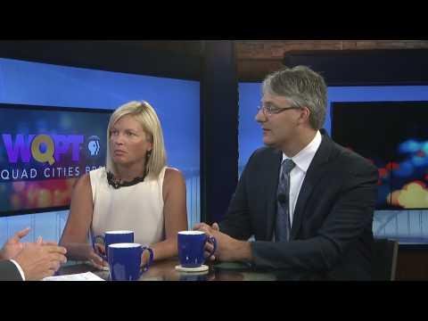 The Cities | Illinois Budget | John Deere Classic | WQPT
