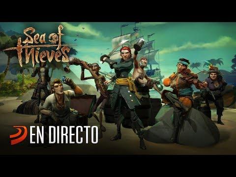 3DJuegos Directo: Descubriendo SEA OF THIEVES Beta Cerrada