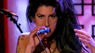 Amy Winehouse - Tears dry on their own (45th at night live)