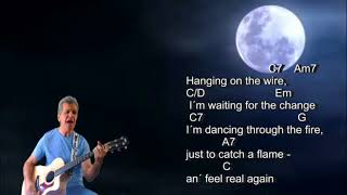 You Do Something To Me - Paul Weller - Cover, with Guitar chords and lyrics -  by Steve.B