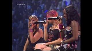 Sugababes - Shape (Live @ Bravo Supershow)
