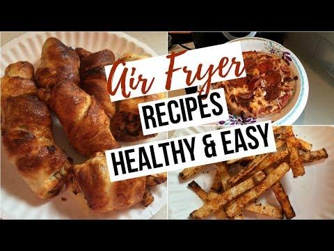 air-fryer-recipes -healthy-&-easy!