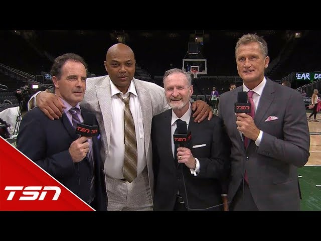 Barkley: Kawhi facilitated, then took over in the fourth
