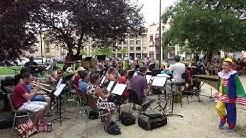 Concert Harmonie de Woippy - Fête des Fraises à Woippy