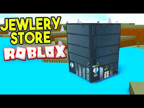 JEWELRY STORE (From Jailbreak) | Build A Boat For Treasure ROBLOX
