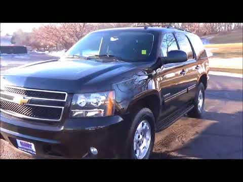 Used 2013 Chevrolet Tahoe LT 4WDfor sale at Honda Cars of Bellevue...an Omaha Honda Dealer!