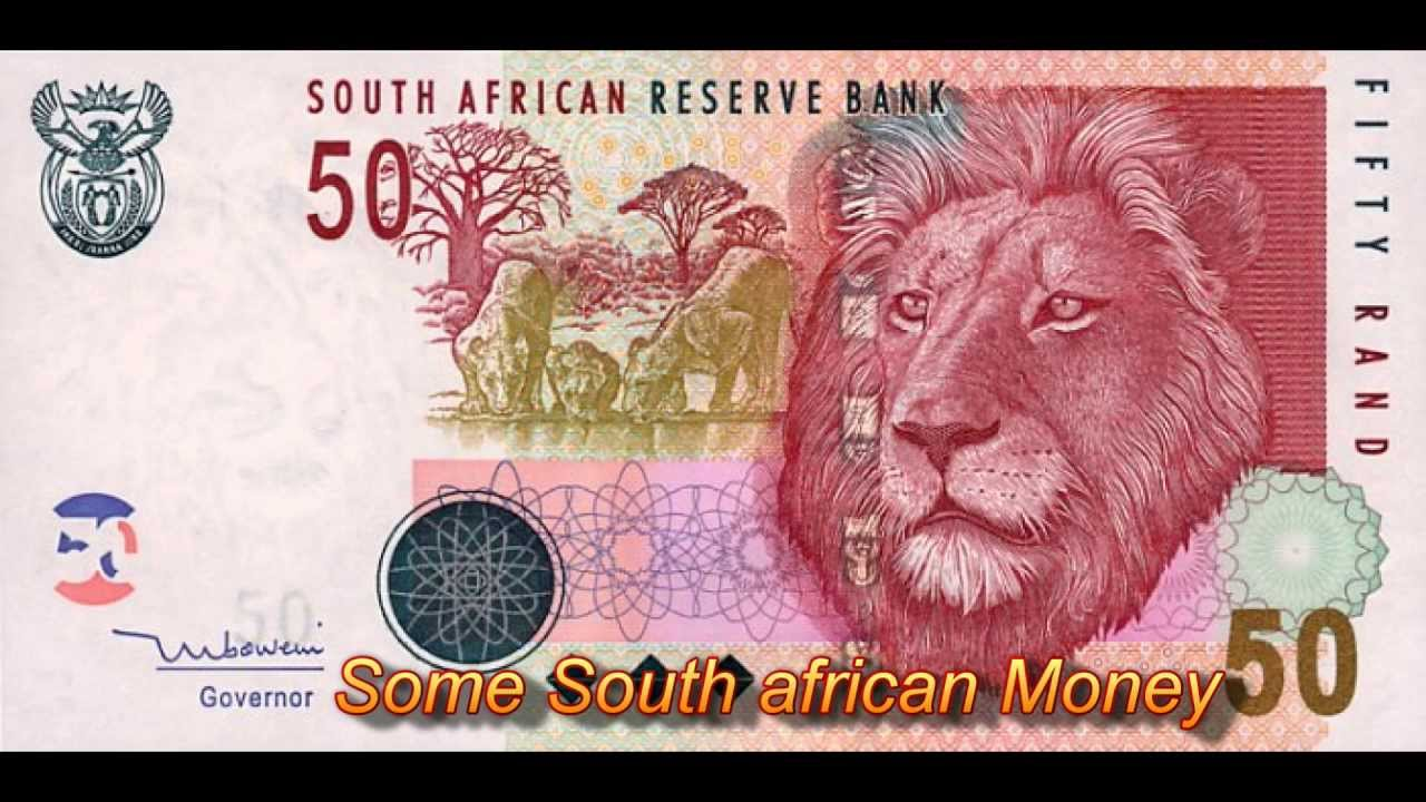 Image result for south african money