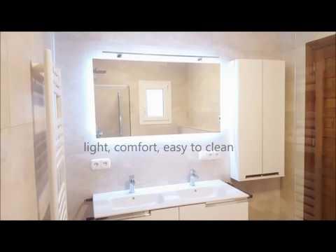 Bathroom daylight Marbella